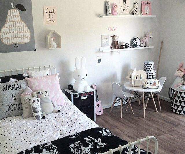 Monochrome Nursery