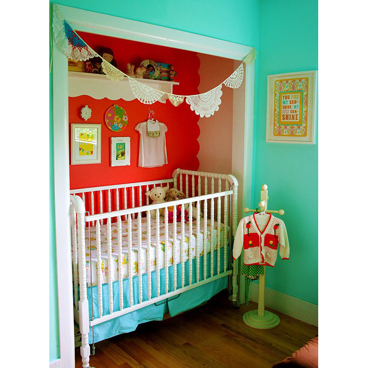 space saving nursery ideas mama style
