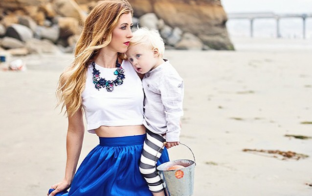 6 Stylish Instagram Mamas