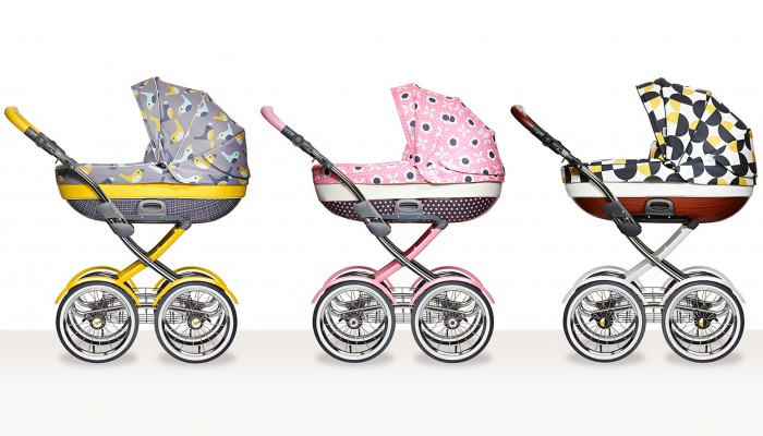 Limited Edition Wonder Prams
