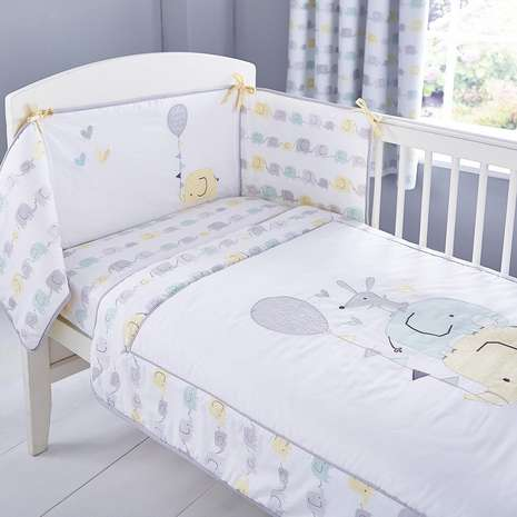 Ellie & Friends Cot & Cot Bed Bedding