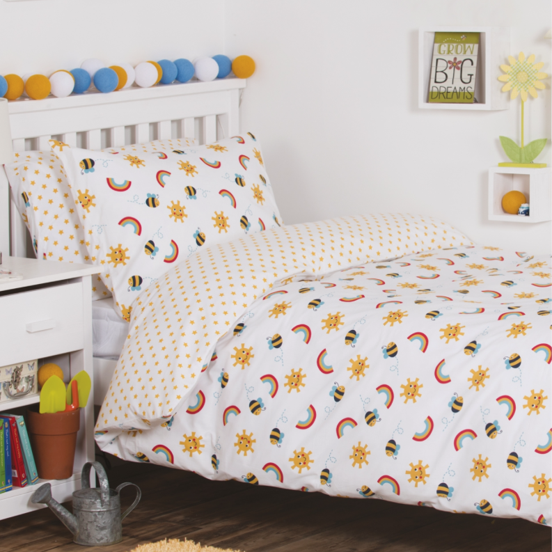 Frugi Single & Cot Bed Bedding