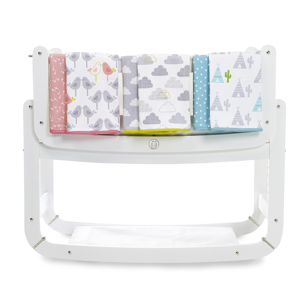 Snuz Crib & Cot Bed Bedding