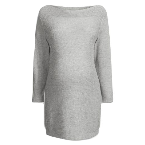 Next Grey Maternity Metallic Sweater