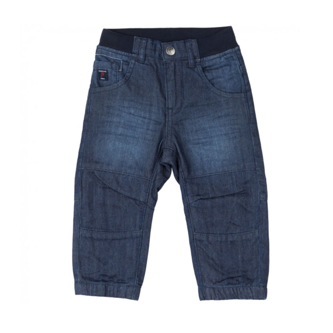 Lined Baby Jeans