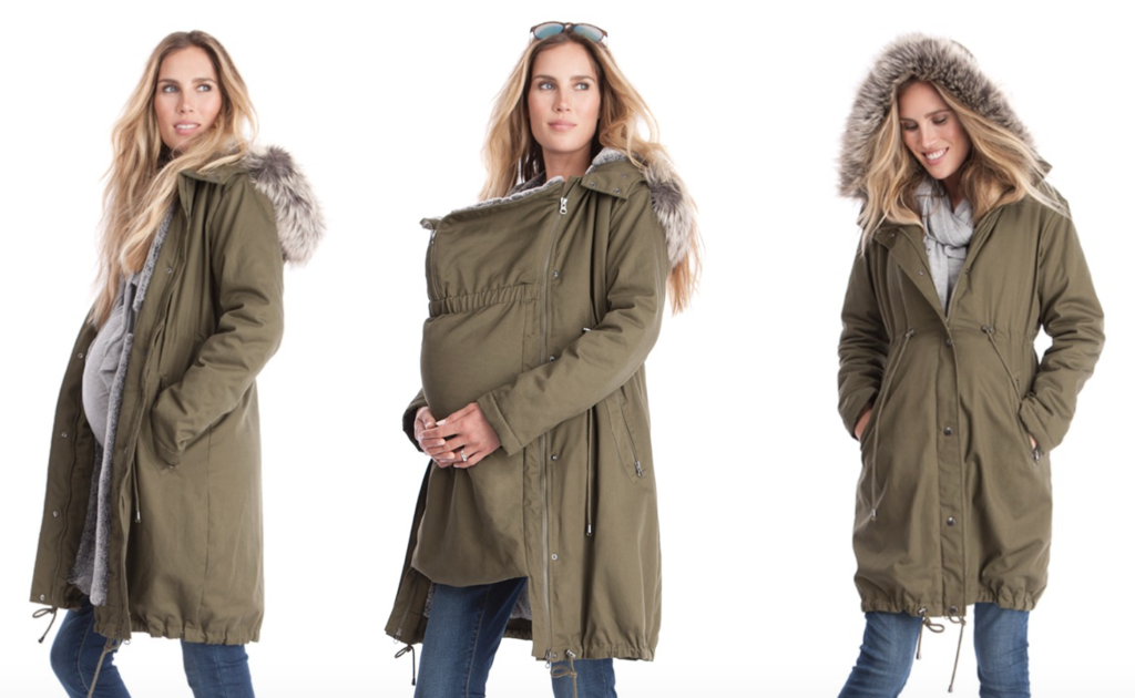 52286736f0e53 3 Of The Best Maternity Jackets – Mama Style