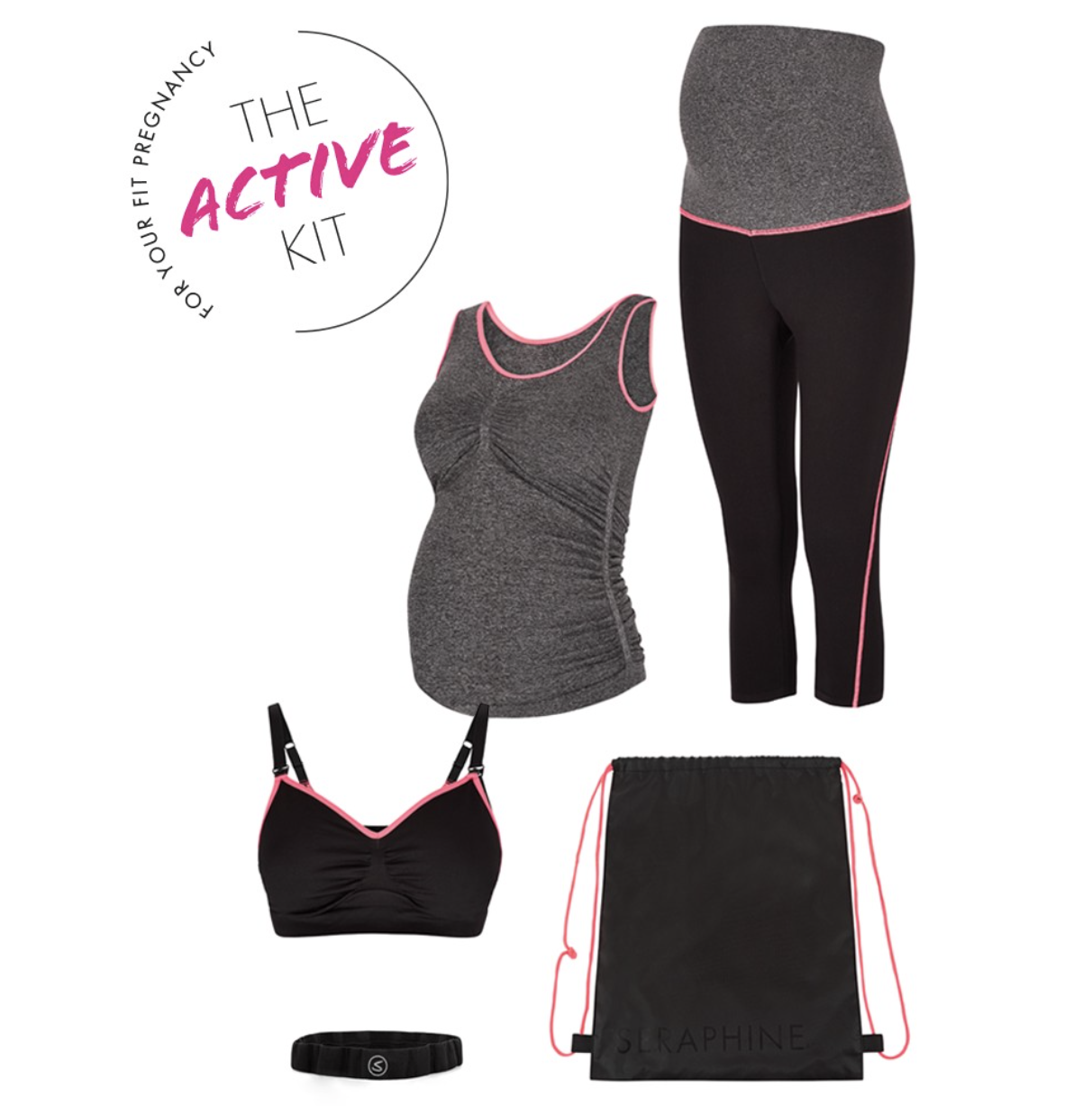 The Active Kit - Pregnancy Yoga & Sportswear
