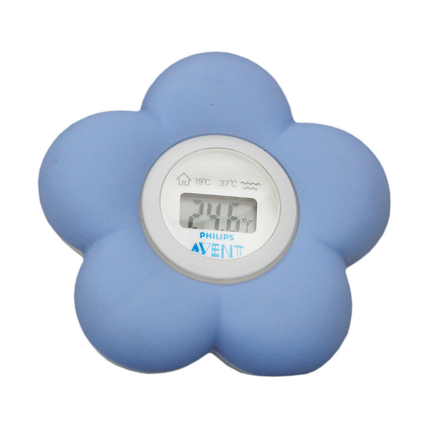 Digital Dual Purpose Bath And Room Thermometer