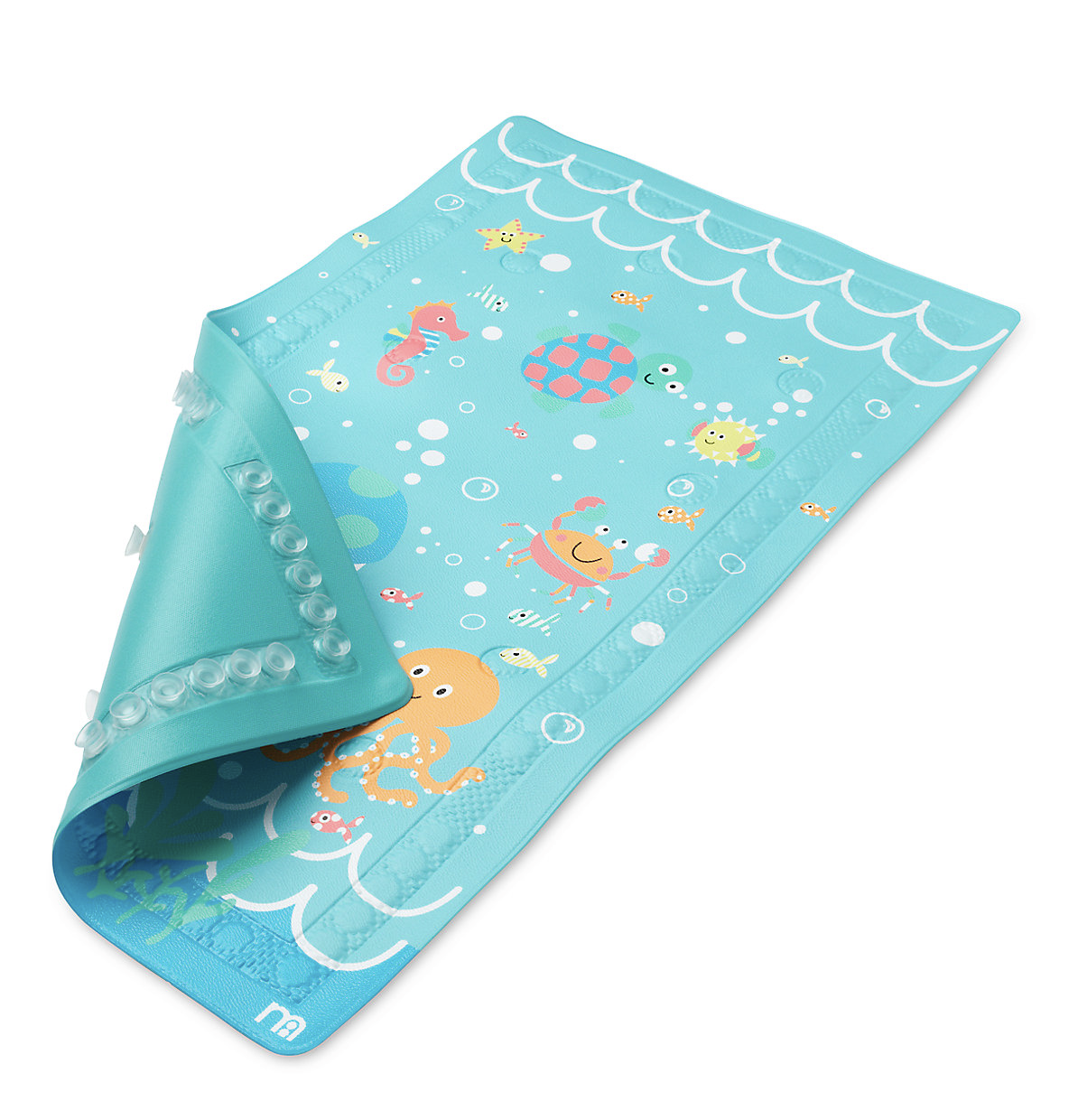 Under the Sea Non Slip Bath Mat