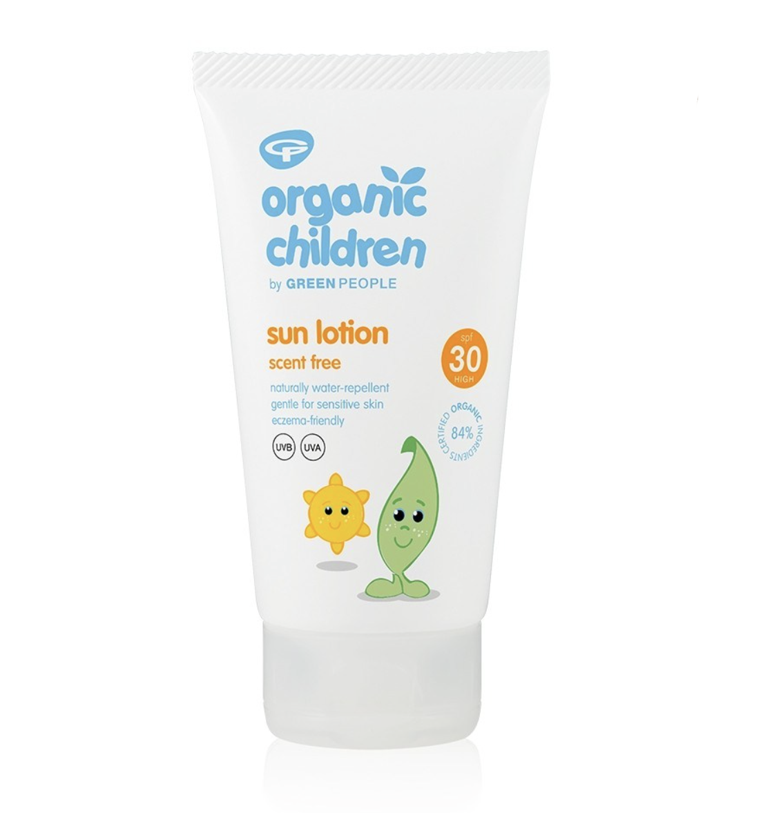 Green People Organic Sun Lotion SPF 30 - Scent Free