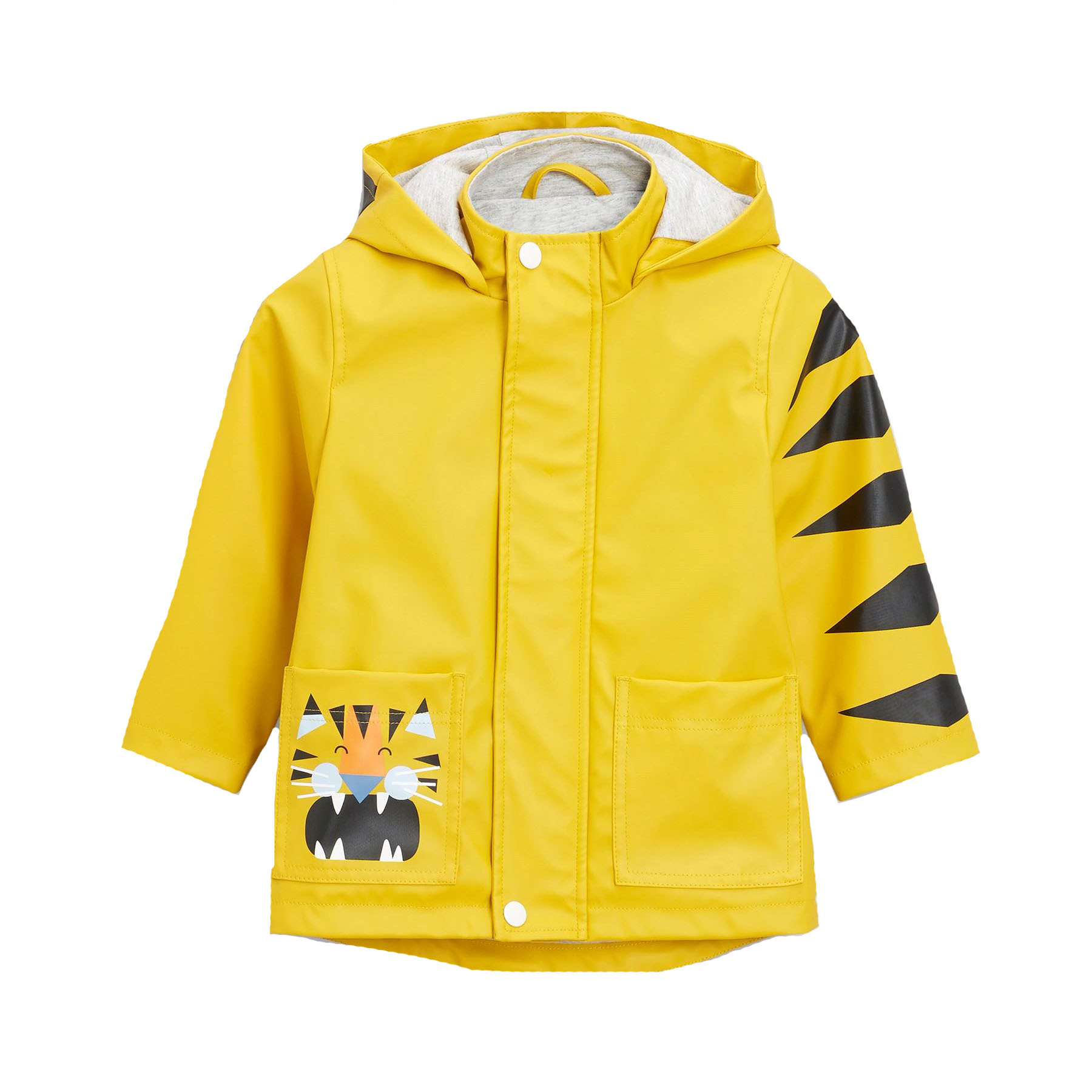 Next Yellow Tiger Anorak
