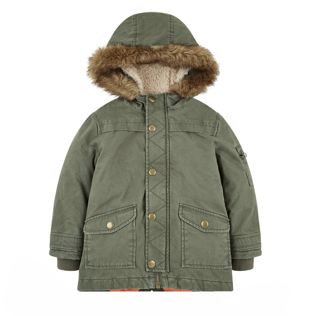 Mini Club Parka