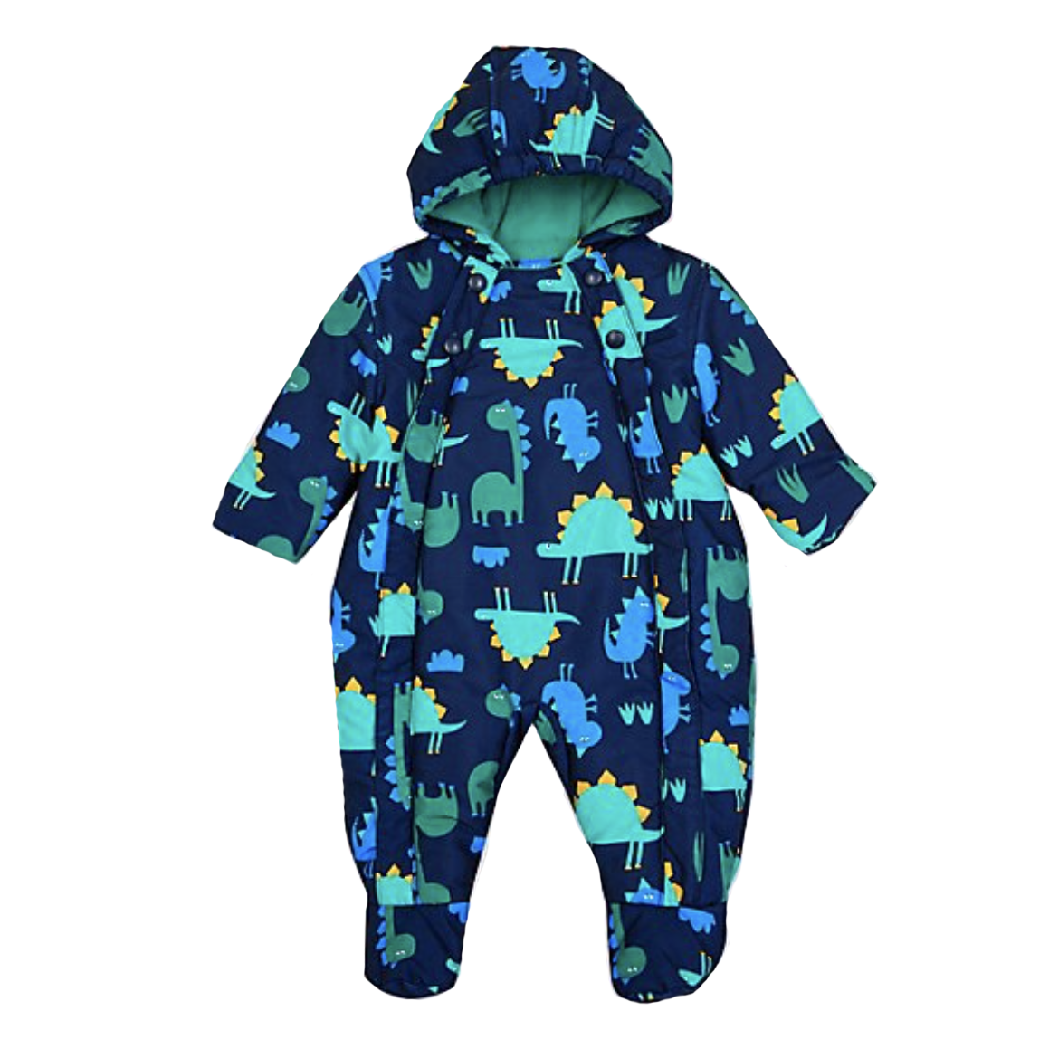 M&S Dinosaur Snowsuit