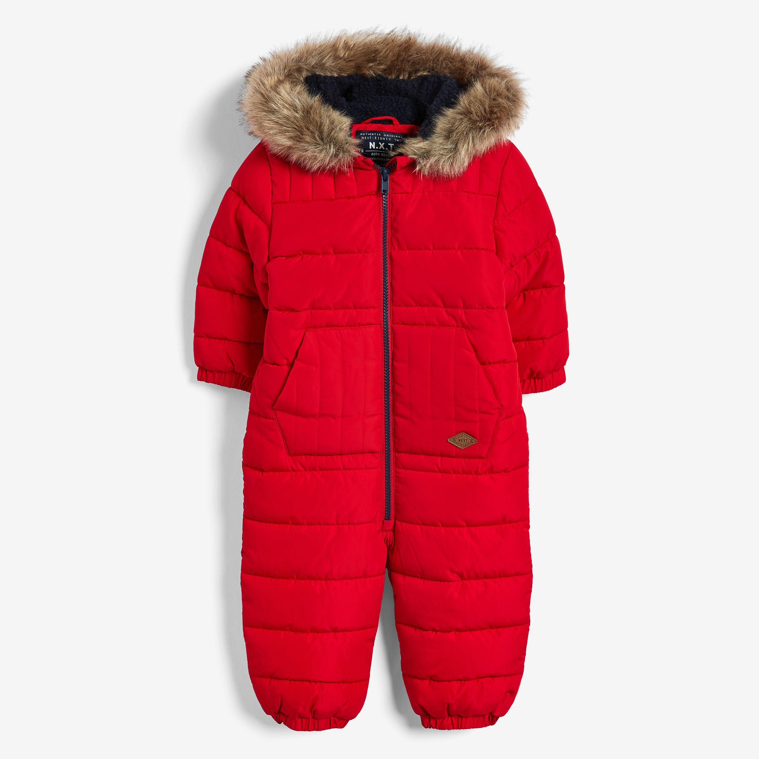 Next Multi Chevron Snowsuit